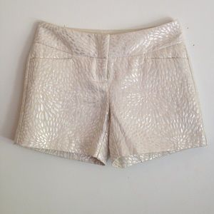 The Limited Cassidy Fit Shorts Sz 0 XS